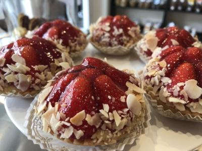 Erdbeer-Tartes
